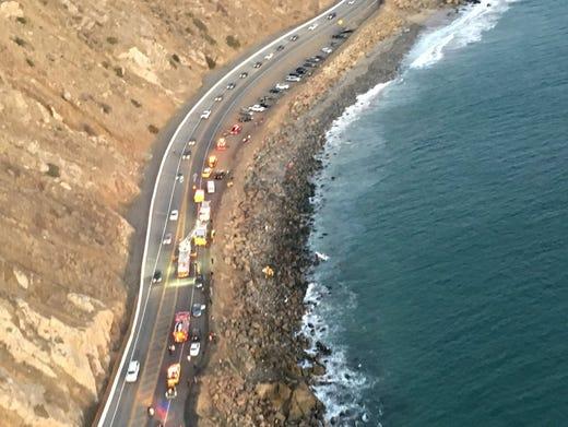 Victim Identified In Fatal Crash Off Pch Near Mugu Rock