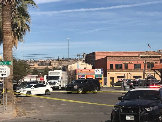 The El Paso Police Department's Bomb Squad on Tuesday