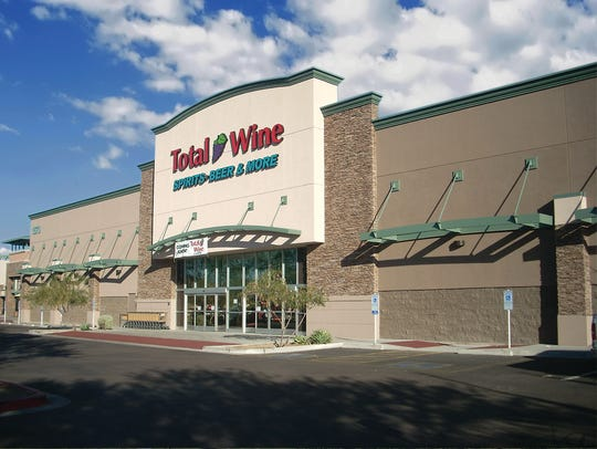 Knoxville will be getting the state's first Total Wine,