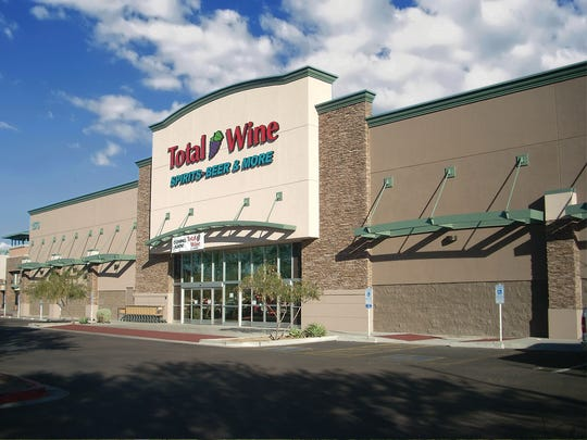 Knoxville will be getting the state's first Total Wine, a wine and liquor superstore.