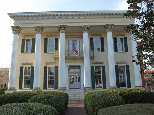 The Murphy House is at 22 Bibb St. in Downtown Montgomery.