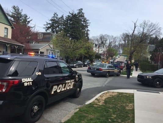 Park Street shooting