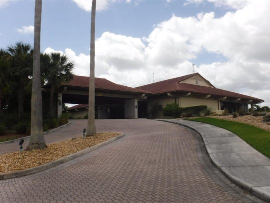 St. Lucie Trail Golf Course clubhouse