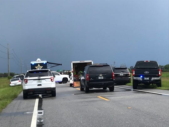 Martin County Sheriff's Office and other law enforcement