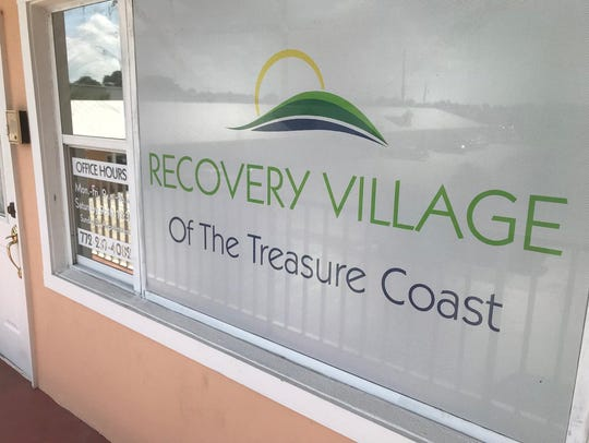 Recovery Village of the Treasure Coast, in the 8400
