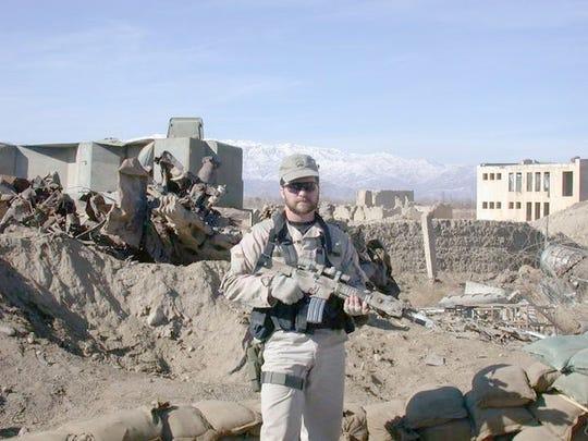 Technical Sgt. John A. Chapman