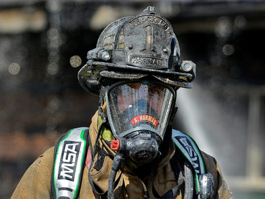Home destroyed in afternoon fire