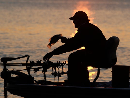 License fee increase headed to floor vote for Mississippi fishing license cost