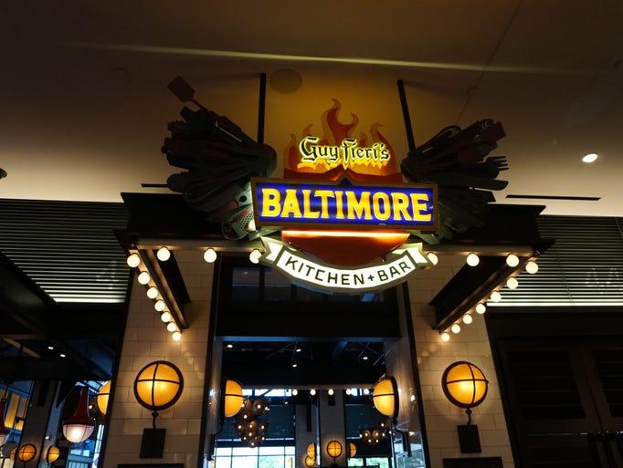 Guy Fieri S Baltimore Kitchen Bar