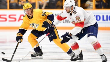 Predators vs. Bruins: Nick Bonino expected to make team debut