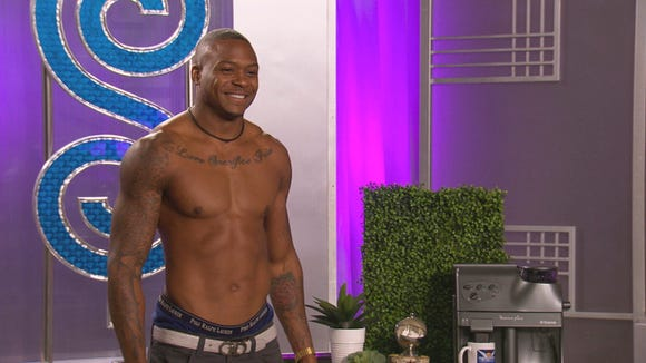 Price Is Right male model contestant