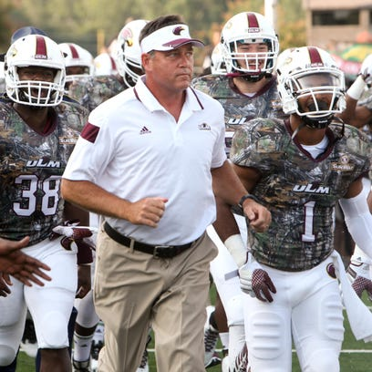 ULM returned to practice on Sunday after the team learned