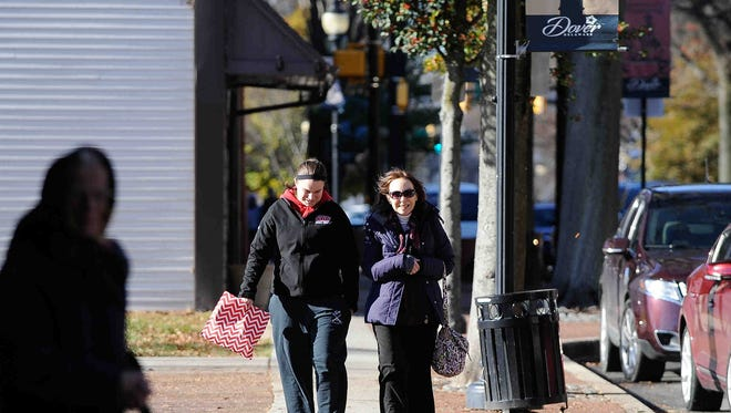Police in Dover, Del., are planning to begin a cadet program next year, sending six part-time police cadets to downtown Dover to patrol near businesses.