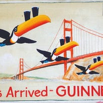 St. Patrick's Day: The story behind the Guinness toucan