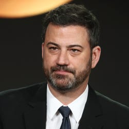 Watch: Jimmy Kimmel undergoes his first colonoscopy with supportive pal Katie Couric