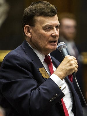 "Embattled state Rep. David Stringer is refusing to cooperate with a House Ethics Committee investigation of sex-crime charges he faced almost four decades ago, despite a warning about ""serious consequences"" for his non compliance."