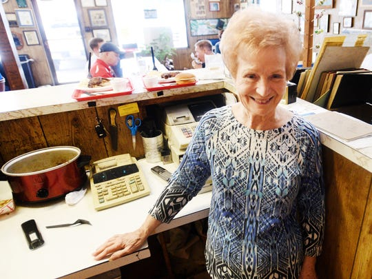 Sue Cobb is the owner of Cobb's BBQ in Bossier City.