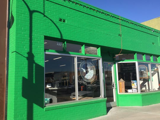 Reno Homebrewer's new home on East Fourth Street incorporates