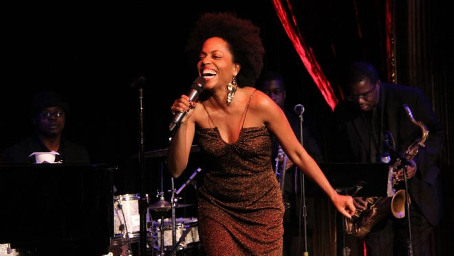 Singer Rhonda Ross is the daughter of legendary R&B singer Diana Ross and Motown Records founder Berry Gordy.