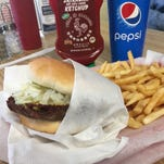 Get a side of history with your fries at Damburger in Redding