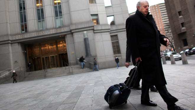 Attorney John Dowd, seen here in 2011, is representing President Donald Trump in the Russia investigation. He has long ties to Arizona politics.
