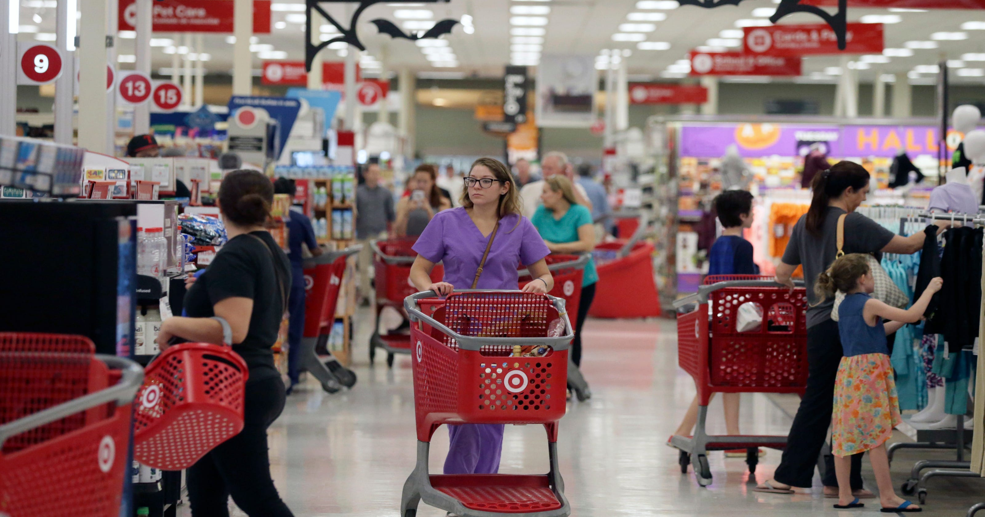 Colorado Target stores add home delivery, 800 jobs through new service