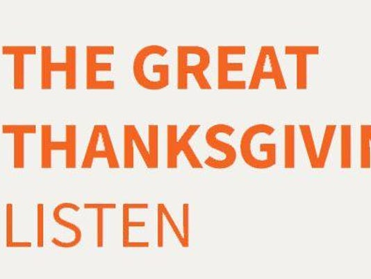 The great thankgiving listen