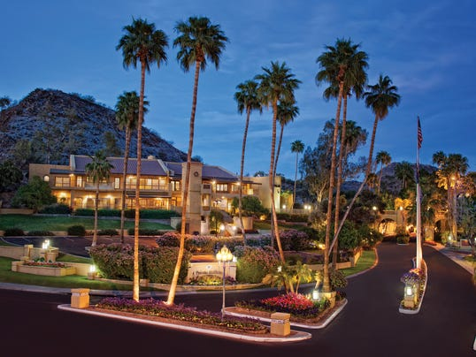Pointe Hilton Squaw Peak Resort.