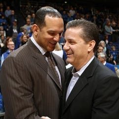 Tony Barbee and John Calipari's relationship traces back more than two decades.