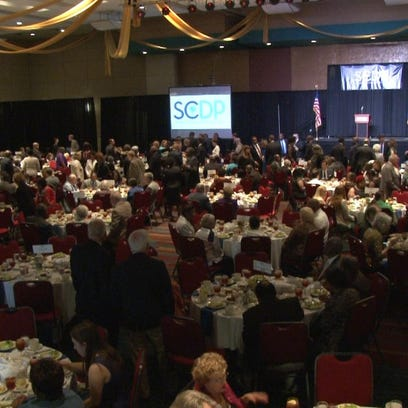 SC Democrats kicked off their annual convention with