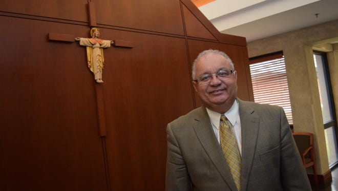 Thomas Roque, superintendent of Catholic schools for the Diocese of Alexandria, was appointed by Gov.-elect John Bel Edwards to the Louisiana Board of Elementary and Secondary Education.