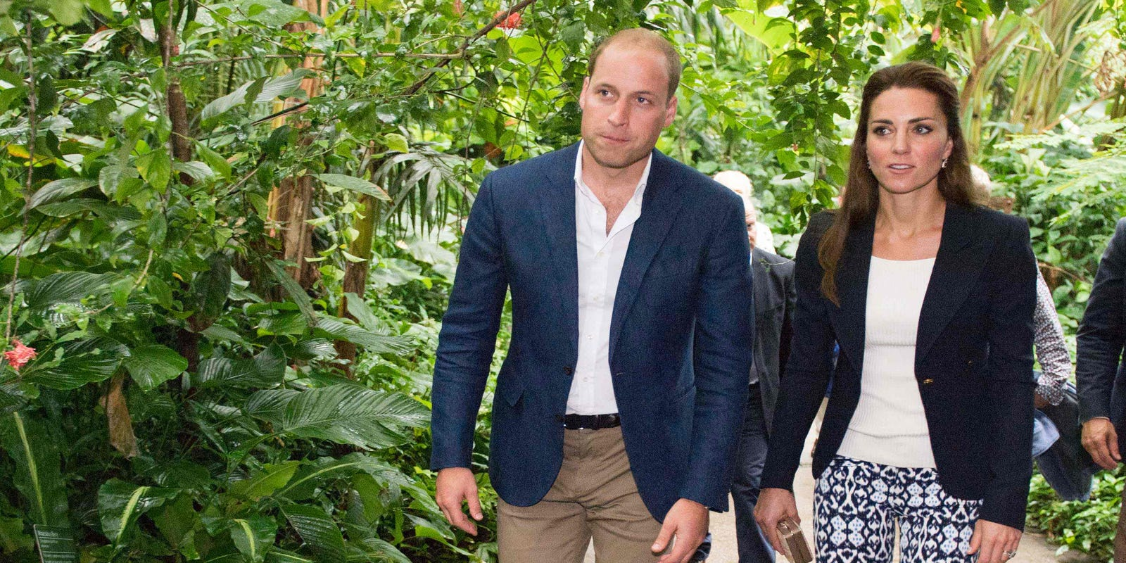 Duchess Kate Does Casual Friday In 30 Gap Pants