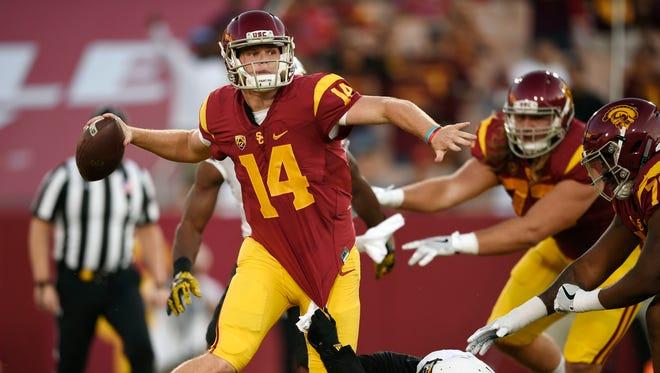 Can the Sun Devils get to USC quarterback Sam Darnold?
