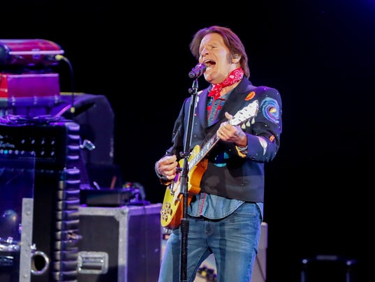 WJJK Summer Bash with John Fogerty / ZZ Top: Blues And Bayous Tour stops at Ruoff Home Mortgage Music Center in Noblesville Ind.