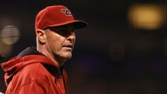 Former manager and player Kirk Gibson has been diagnosed