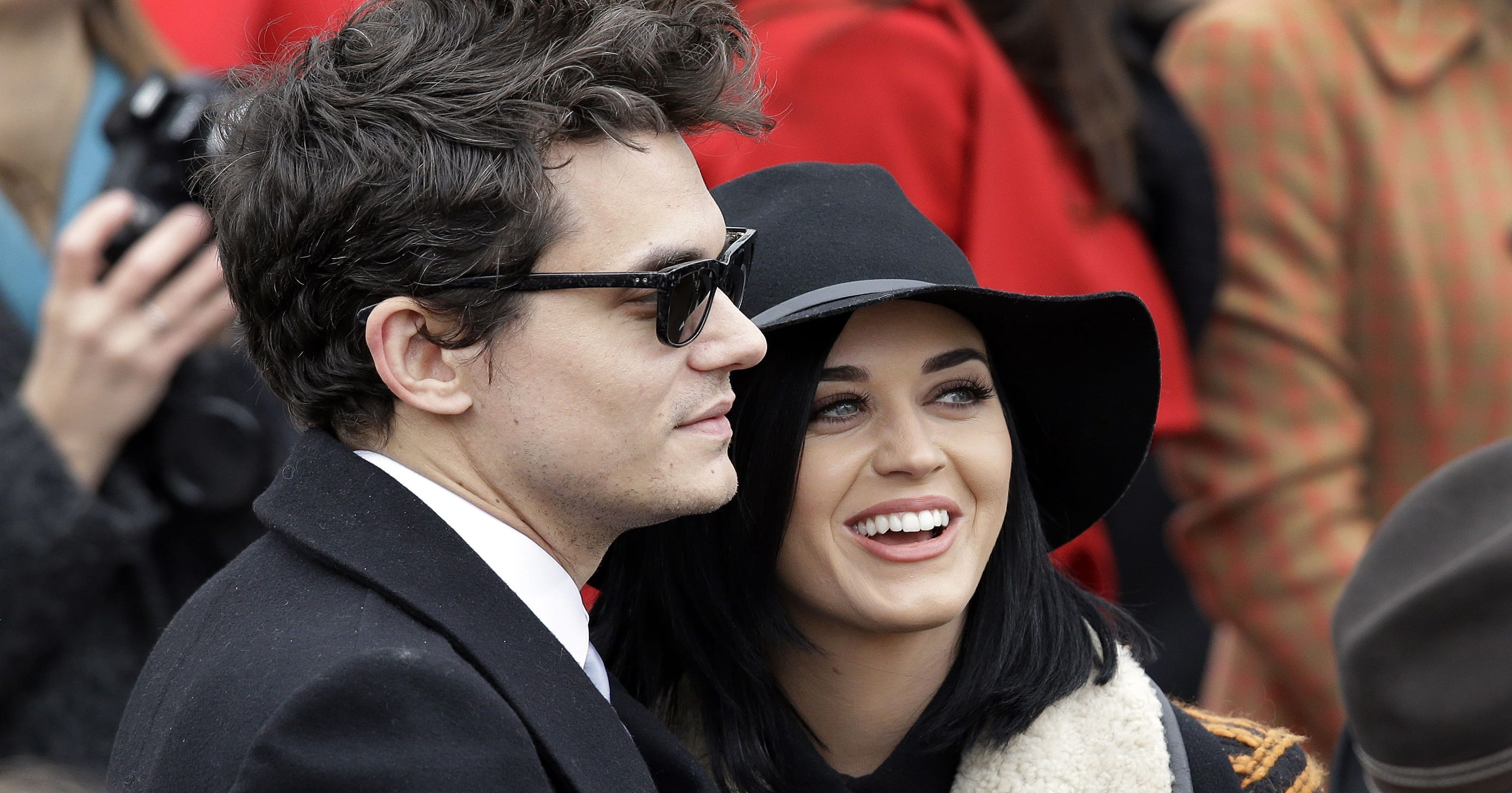 John mayer throws back katy perrys best ex lover compliment m4hsunfo
