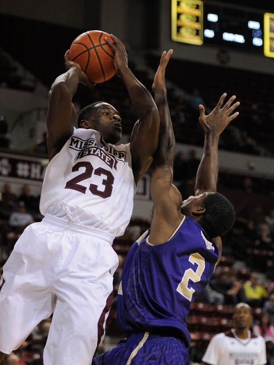 NCAA Basketball: Western Carolina at Mississippi State