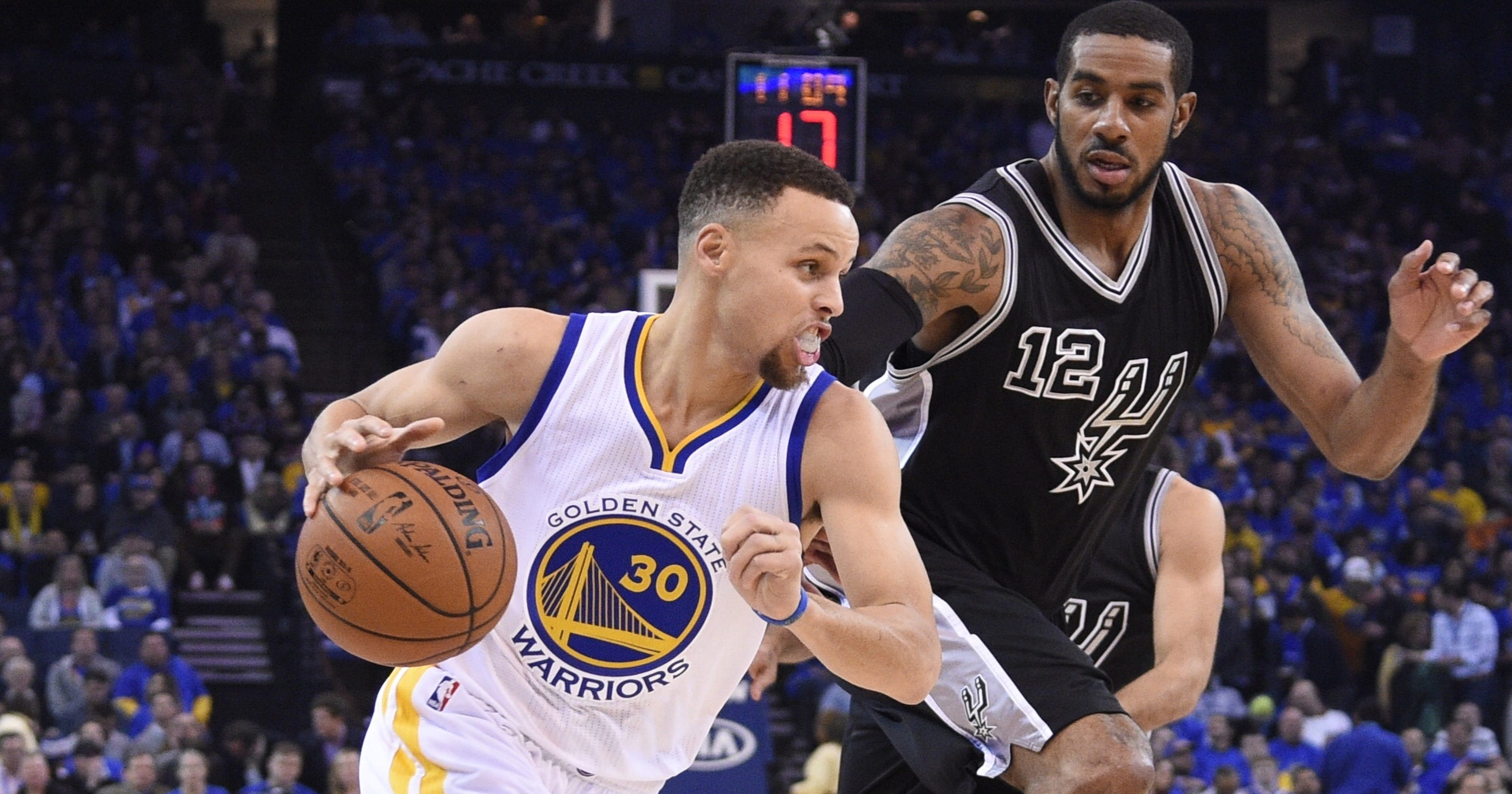 2f5866894 Spurs won t overreact to blowout loss to Warriors