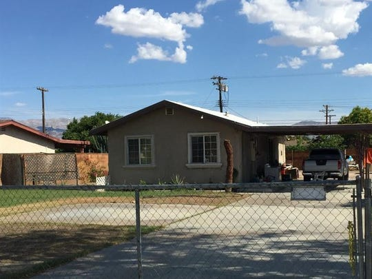 This Indio cottage asks $129,900.