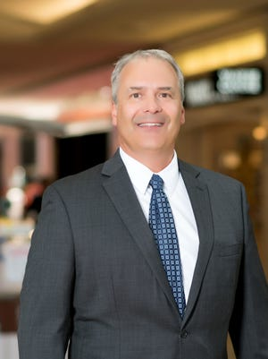 Dan Gies, new general manager of the Empire Mall.