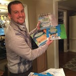 Chatham resident Brian Dwyre has created a product that he believes will make it easier to get children to go to sleep.