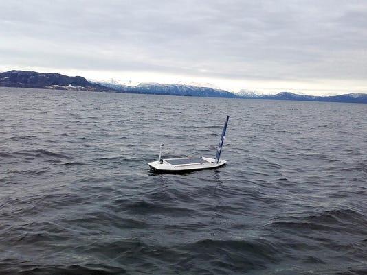 Norway Robotic Sailboats