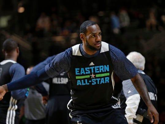 All Star Weekend Basketball