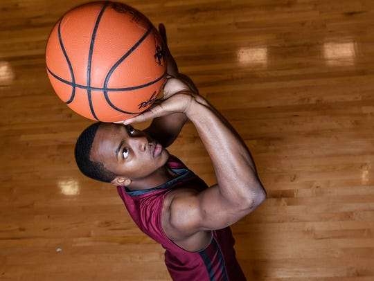 Westside junior Traye Carson is the Independent Mail