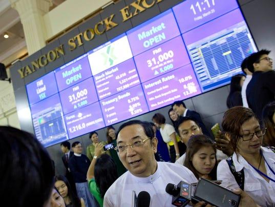 MYANMAR STOCK EXCHANGE