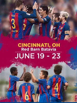 FC Barcelona returns to Batavia in June.