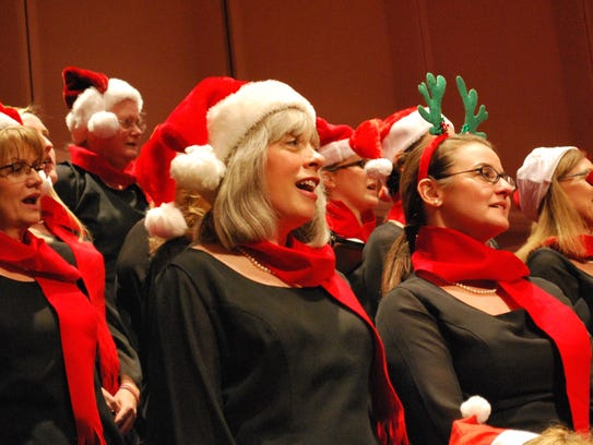 The Greenville Chorale will present its annual Christmas