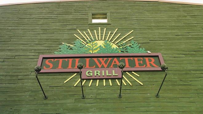 Brighton's Stillwater Grill.
