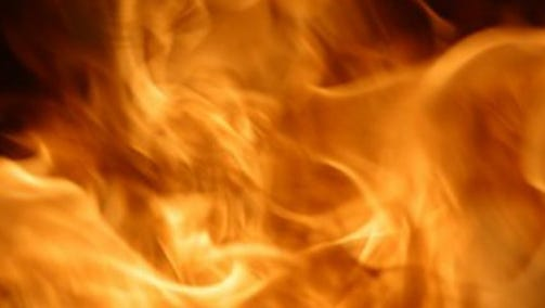 A house fire on Elliott Street claimed the life of a man today.