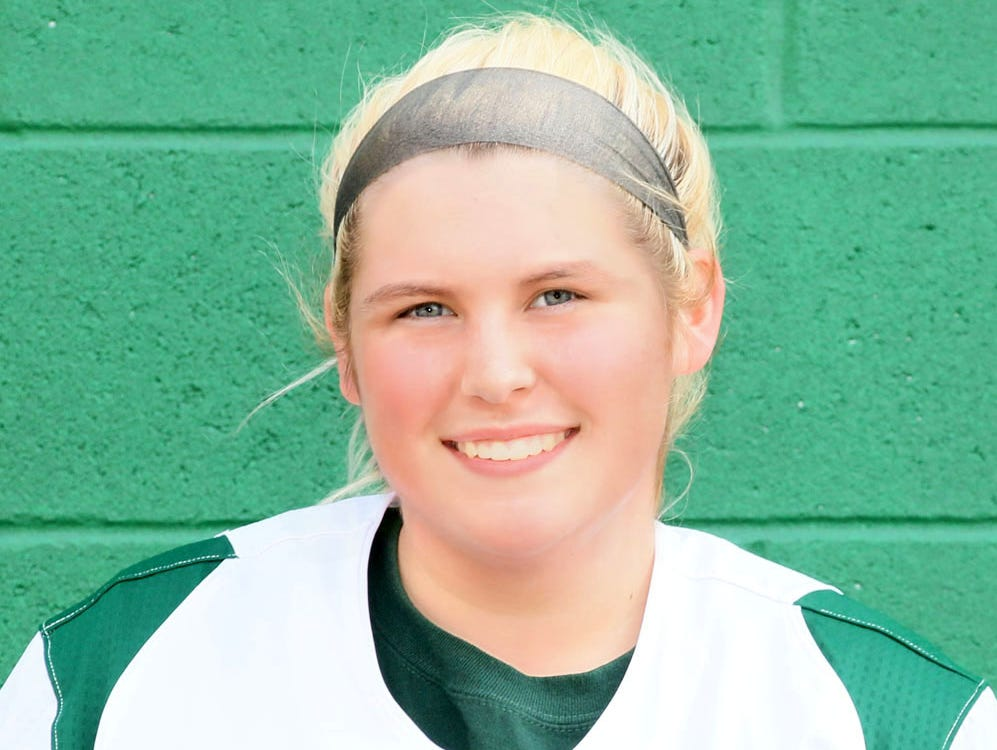 Kasey Goshorn's seven RBIs and three hits led the way as Mardela crusied to a 22-0 win over Pocomoke on Wednesday.